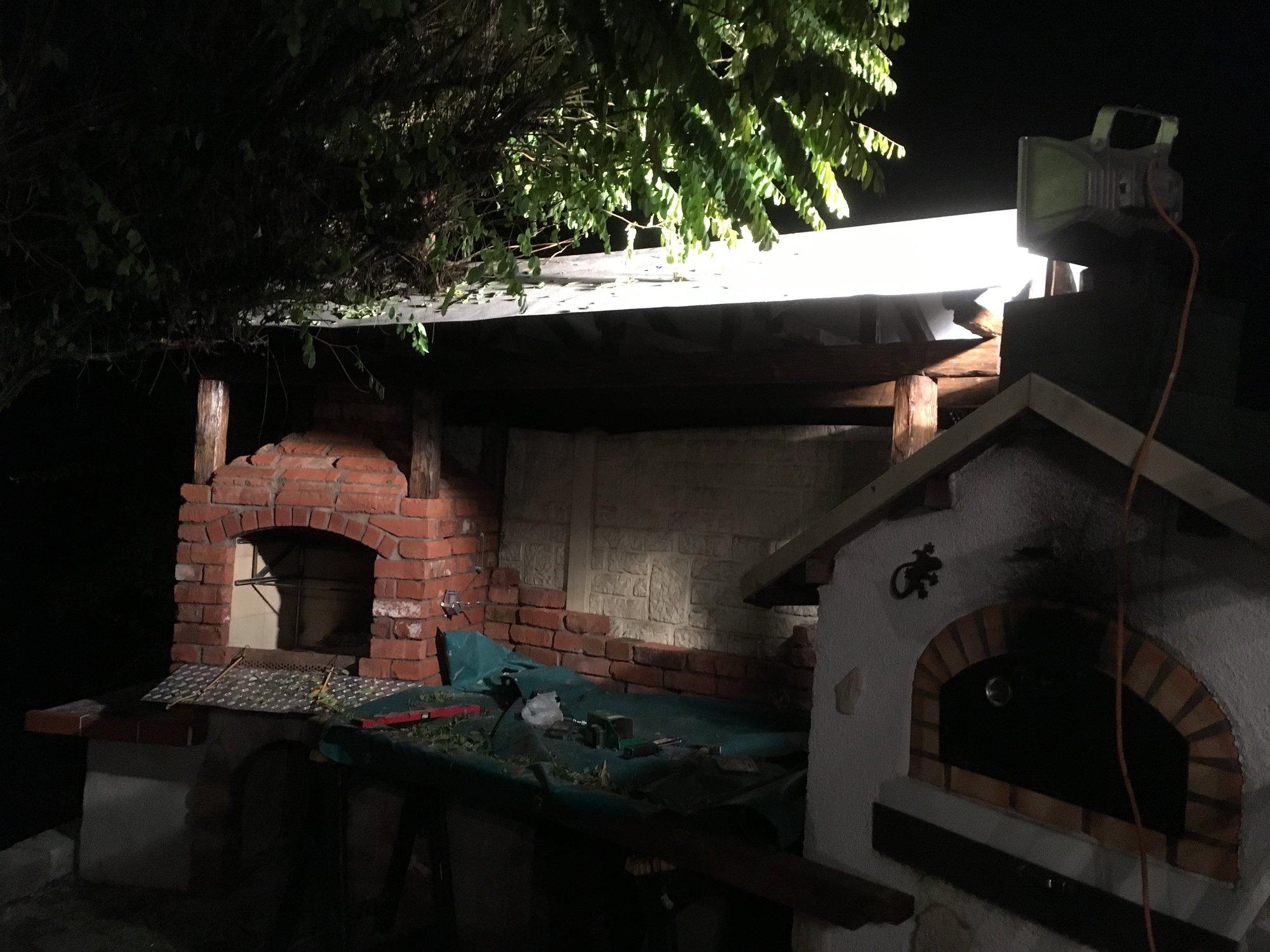 Außenküche Selber Bauen Grillsportverein : Aussenküche aus ruhrsandstein bauen grillforum und bbq