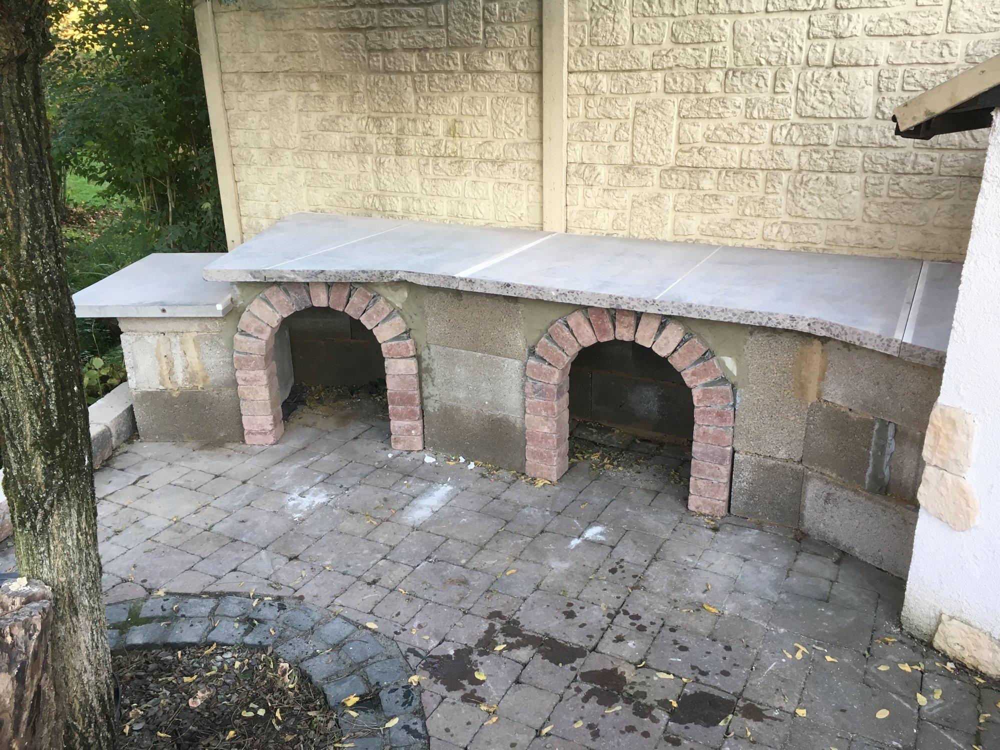 Außenküche Selber Bauen Grillsportverein : Grill küche selber bauen outdoor grill küche selber bauen