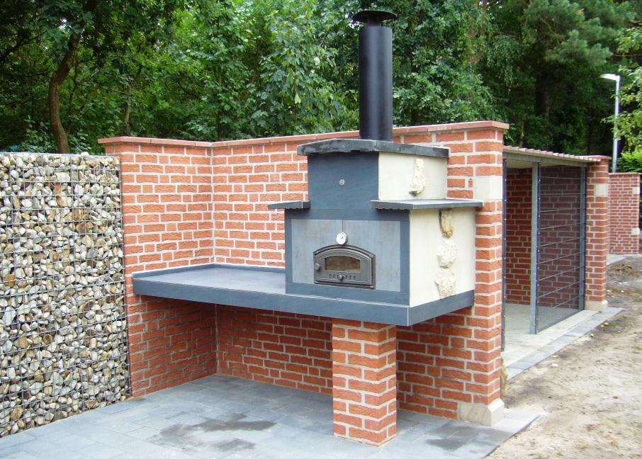 Holzbackofen --- Mit dem Bagger in den Garten | Seite 8 | Grillforum und BBQ - www ...