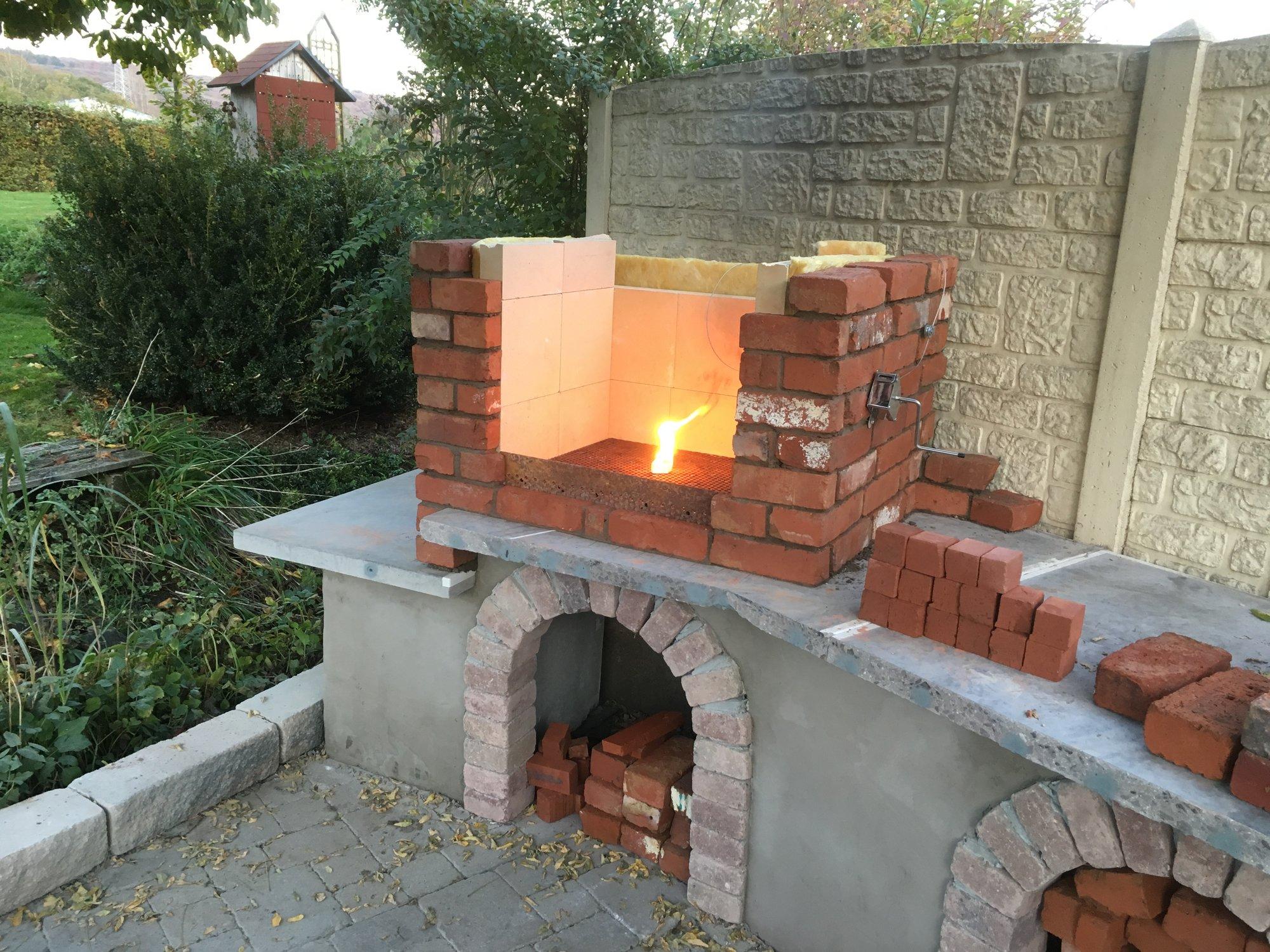 Außenküche Selber Bauen Grillsportverein : Ein gartenhaus für den grillsportverein