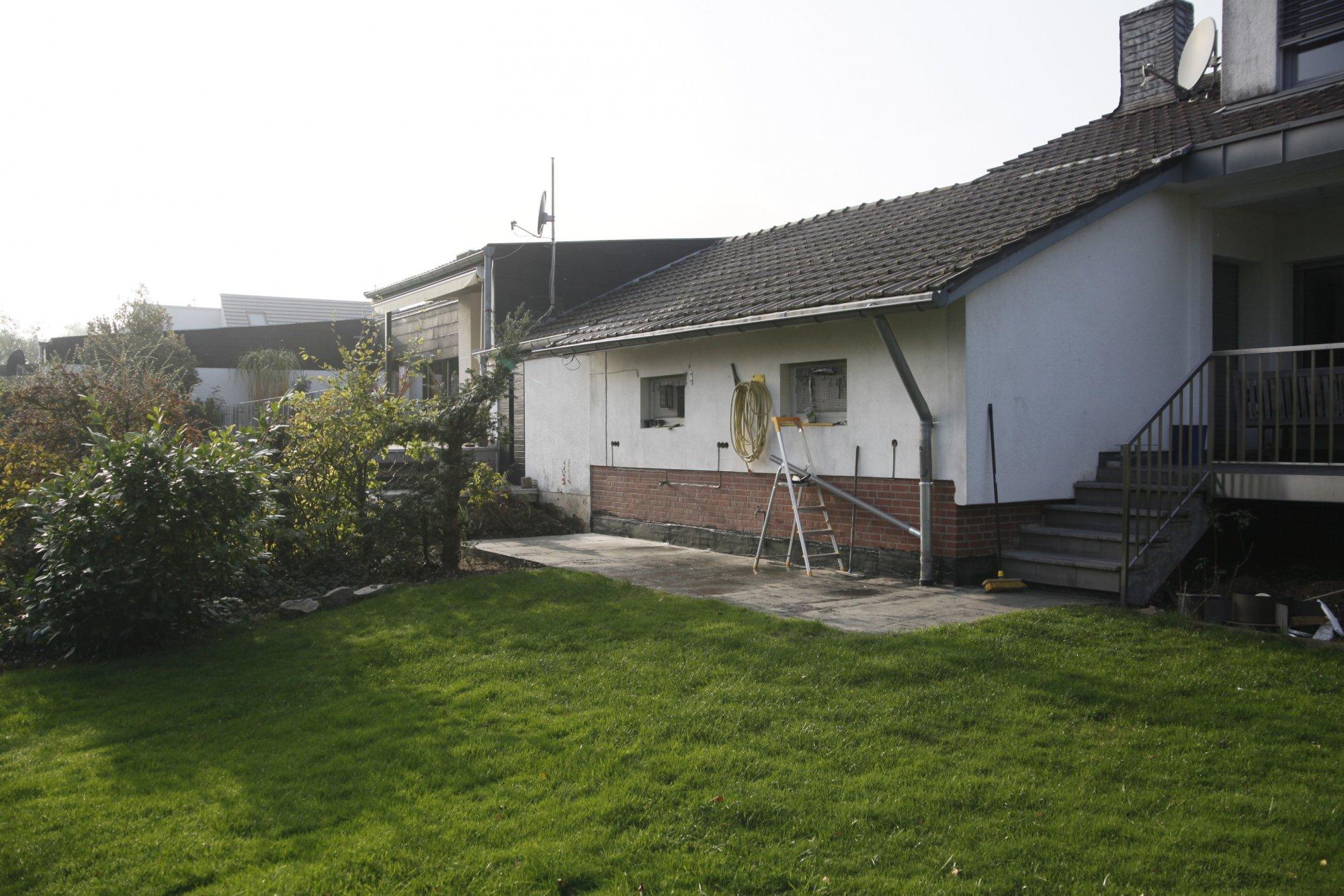 Dach Für Außenküche : Bau der außenküche grillforum und bbq grillsportverein