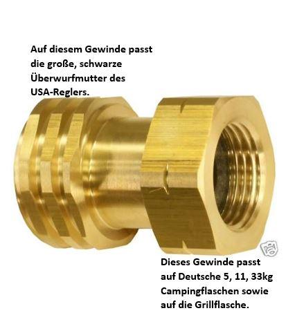 erledigt adapter f r deutsche gasflasche an us grill neu grillforum und bbq www. Black Bedroom Furniture Sets. Home Design Ideas