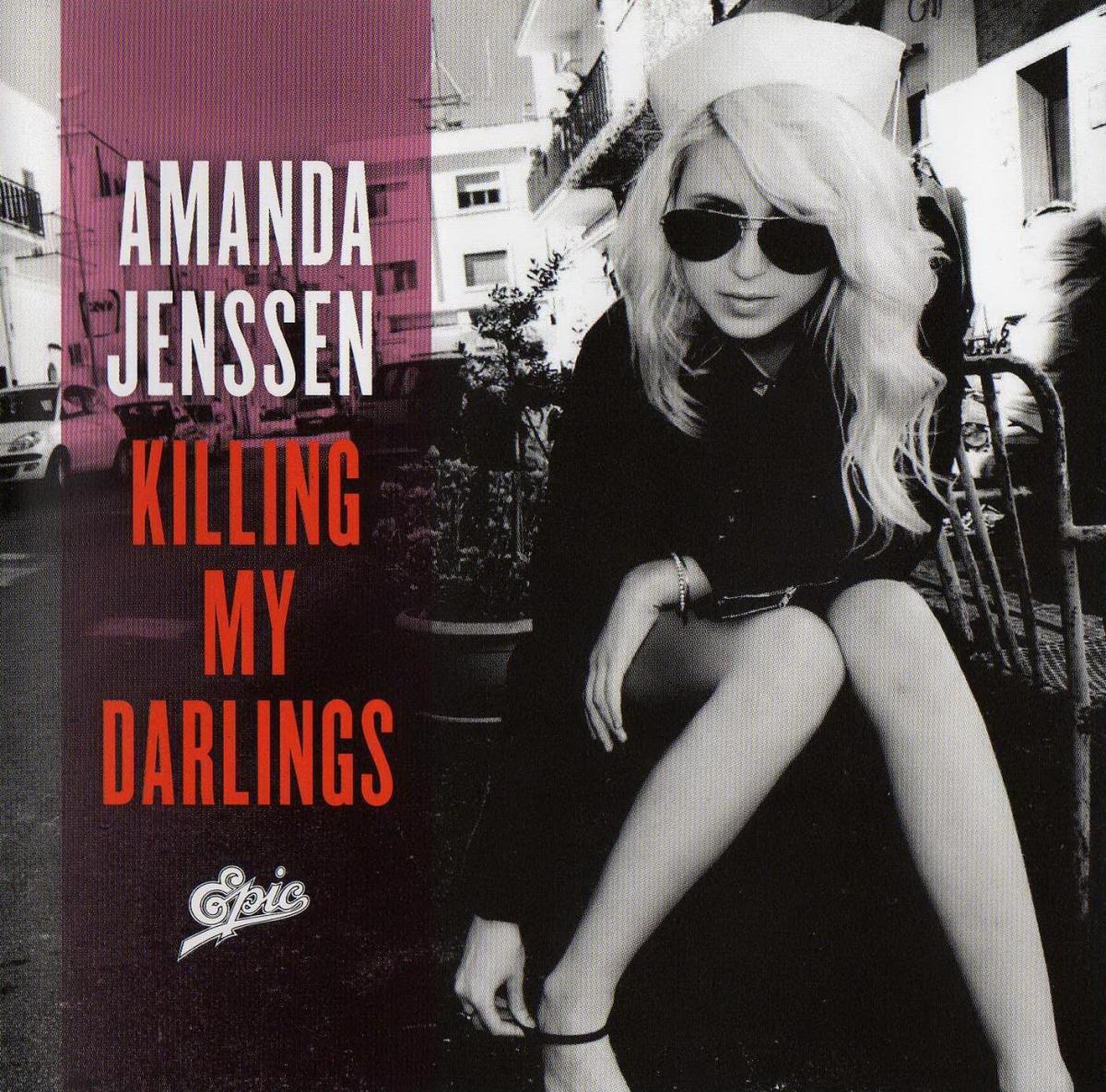 Amanda Jenssen - Killing My Darlings - Front.jpg