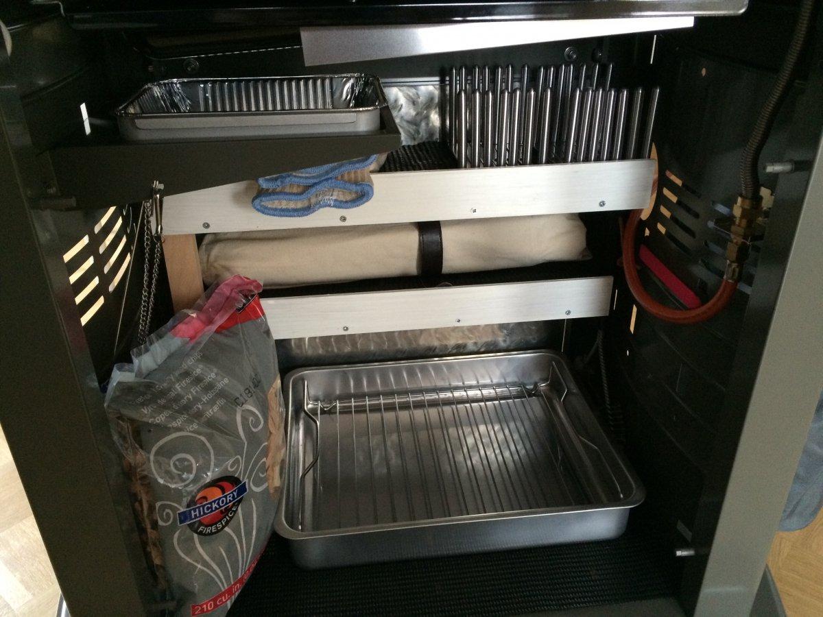mein sportger t e 320 gepimpt grillforum und bbq. Black Bedroom Furniture Sets. Home Design Ideas