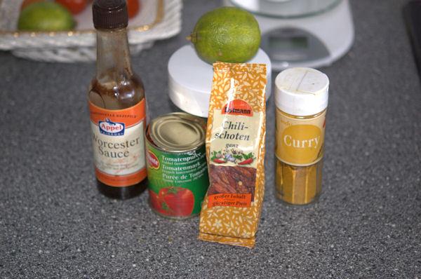 currywurst mit fruchtiger pflaumen currysauce seite 6. Black Bedroom Furniture Sets. Home Design Ideas