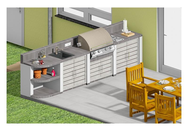 landmann avalon umbau zur au enk che grillforum und bbq. Black Bedroom Furniture Sets. Home Design Ideas