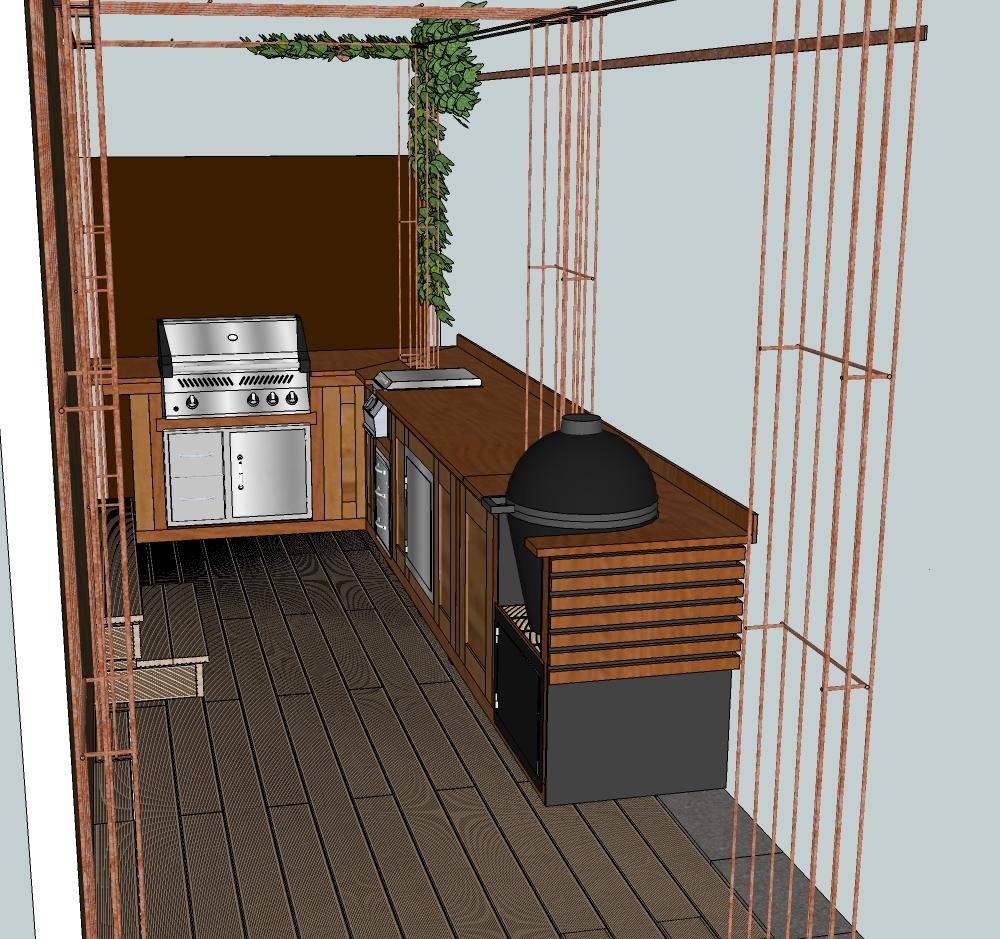 Wohnzimmerz: Außenküche Selber Bauen With Garten: Kostenlose ...
