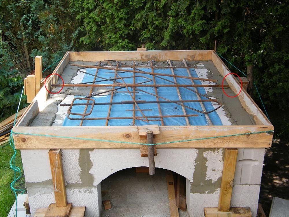 projekt steinbackofenbau ist angelaufen seite 2 grillforum und bbq. Black Bedroom Furniture Sets. Home Design Ideas