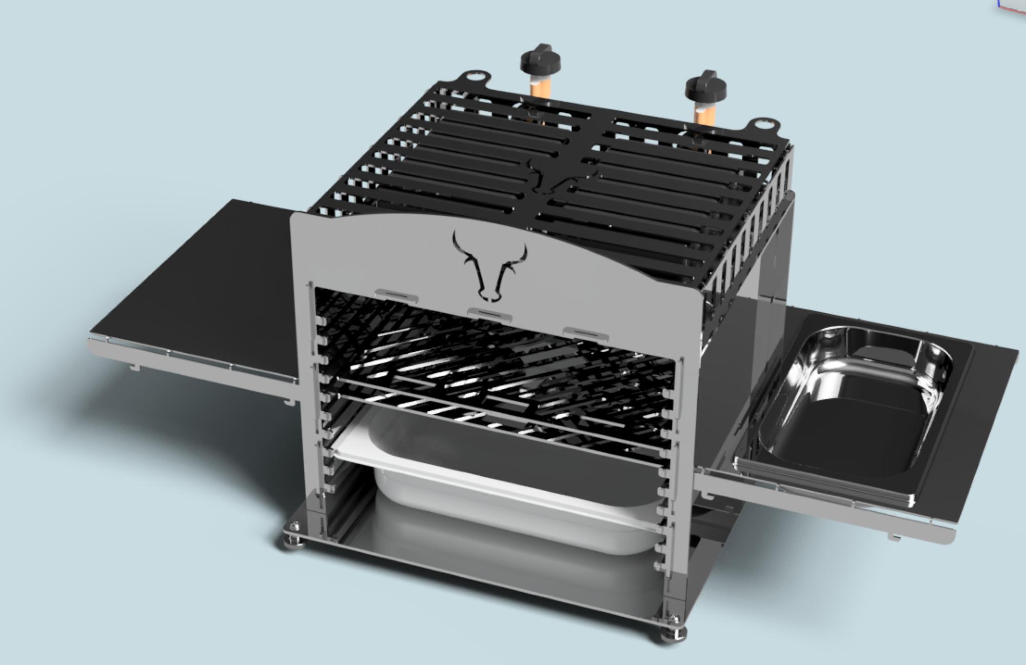 anleitung eigenbau oberhitze grill seite 169. Black Bedroom Furniture Sets. Home Design Ideas