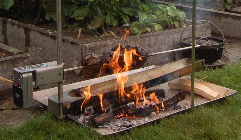 offenes feuer auf kuchenblech seite 2 grillforum und. Black Bedroom Furniture Sets. Home Design Ideas