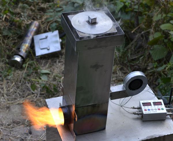 Smoker Automatische St 252 Ckholz Beschickung Grillforum Und