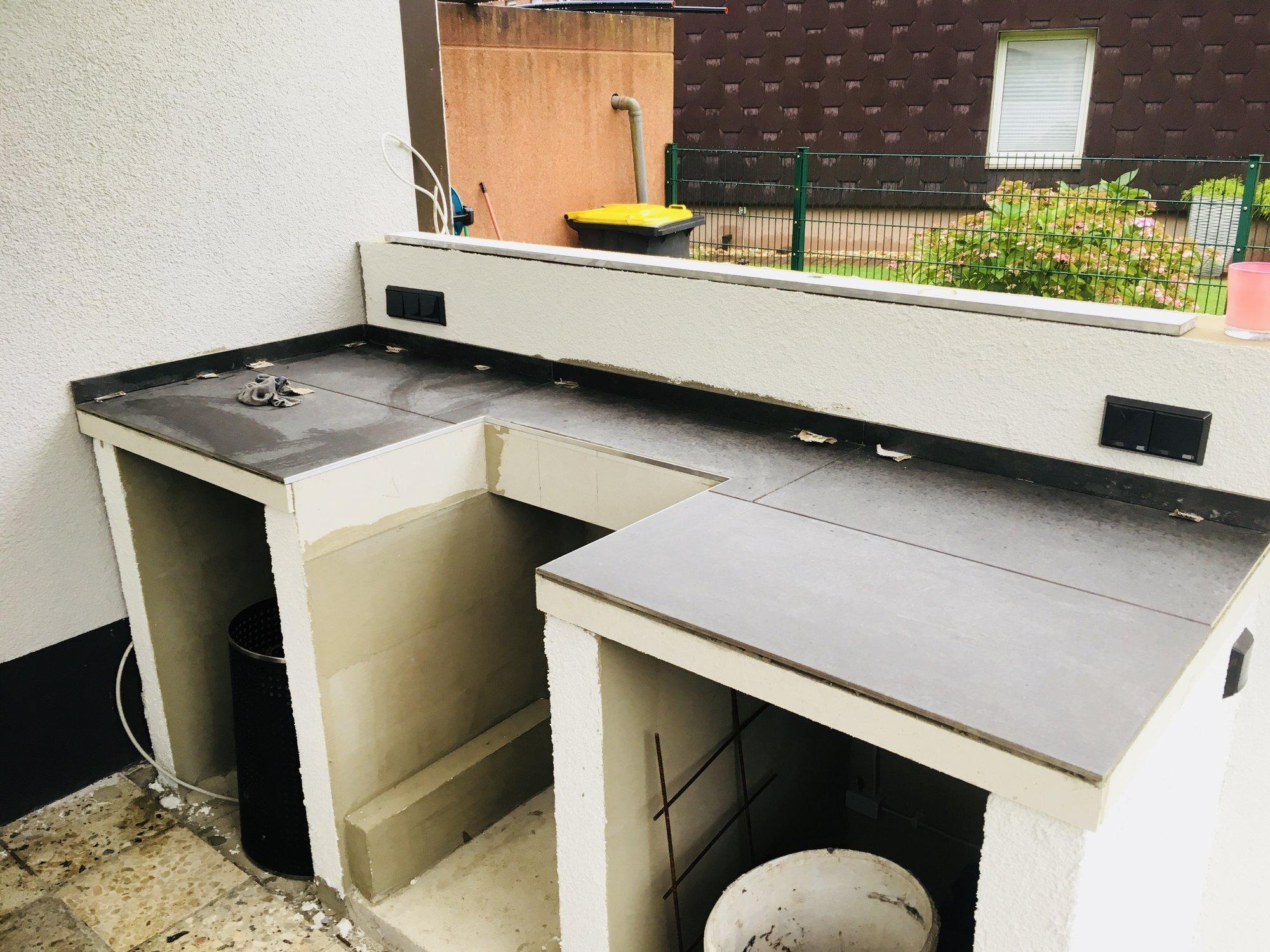 Weber Outdoor Küche Bauen : Wunderbar ideen für outdoor küche selber bauen paletten