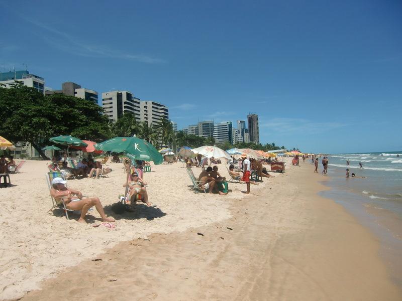 Brasilianische Frauen quietschen