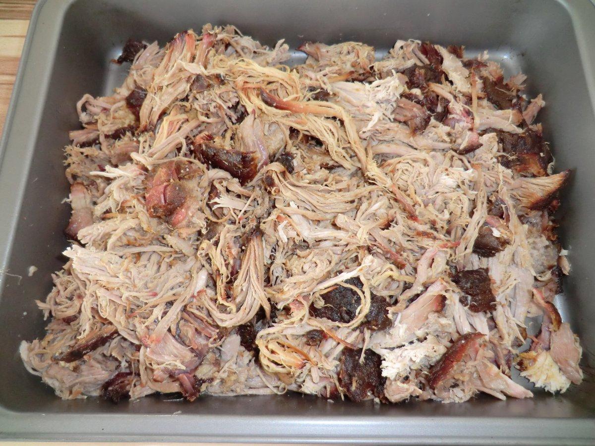 Pulled Pork Gasgrill Gasverbrauch : Erstes pulled pork auf meinem imperial grillforum und bbq www