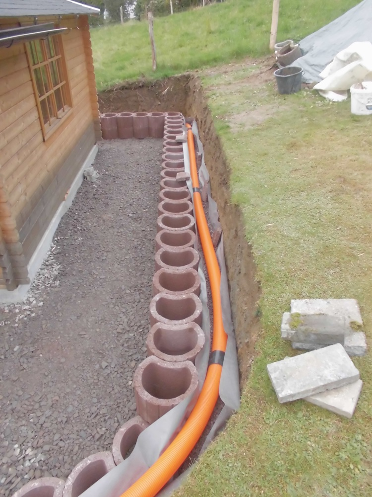 drainage richtig verlegen ou61 hitoiro. Black Bedroom Furniture Sets. Home Design Ideas