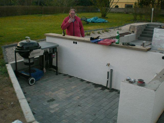 Outdoorküche Klappbar Forum : Kleine outdoor kuche. in der regel sind solche gemauerten kchen