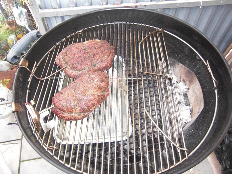 erste rinderhüfte  grillforum und bbq  www  ~ Kühlschrank Normaltemperatur