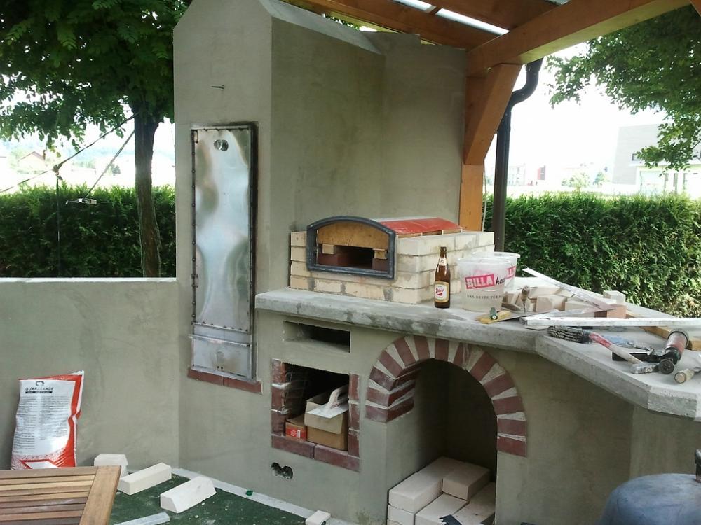 eigenbau grill r ucherofen backofen grillforum und bbq. Black Bedroom Furniture Sets. Home Design Ideas