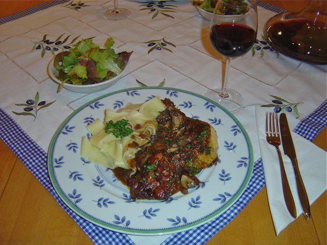 Coq au Vin, kleiner Ausflug ins Burgund   Grillforum und BBQ - www ...