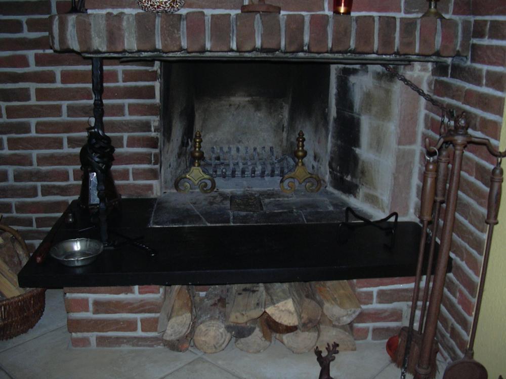 dopfen im kamin grillforum und bbq. Black Bedroom Furniture Sets. Home Design Ideas