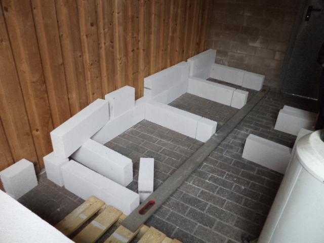 bau einer outdoork che mit ramster le ronde grillforum. Black Bedroom Furniture Sets. Home Design Ideas