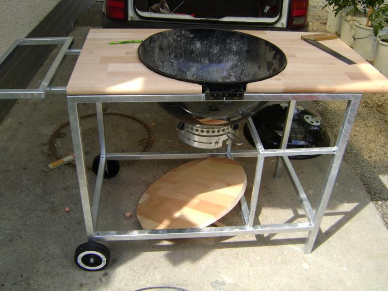 otg 57 grilltisch grillforum und bbq. Black Bedroom Furniture Sets. Home Design Ideas