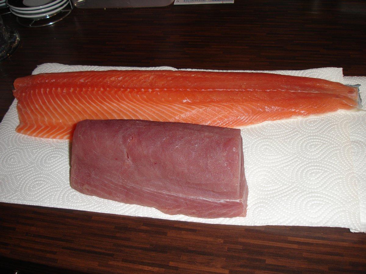 Lachs und Thunfisch kalt räuchern | Grillforum und BBQ