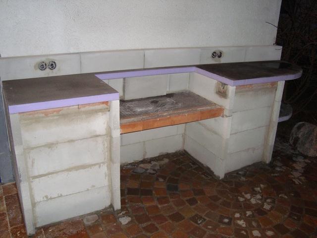 Schrank Für Außenküche : Bau einer außenküche mit napoleon prestige grillforum und
