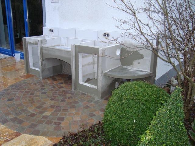Outdoor Küche Aus Porenbeton : Diy outdoorküche u ikea hack mein umgesetztes projekt die