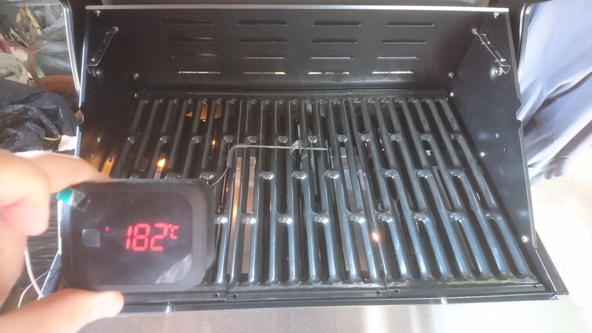 Enders Gasgrill Wird Nicht Heiß : Gasgrill nur grad heiß seite grillforum und bbq