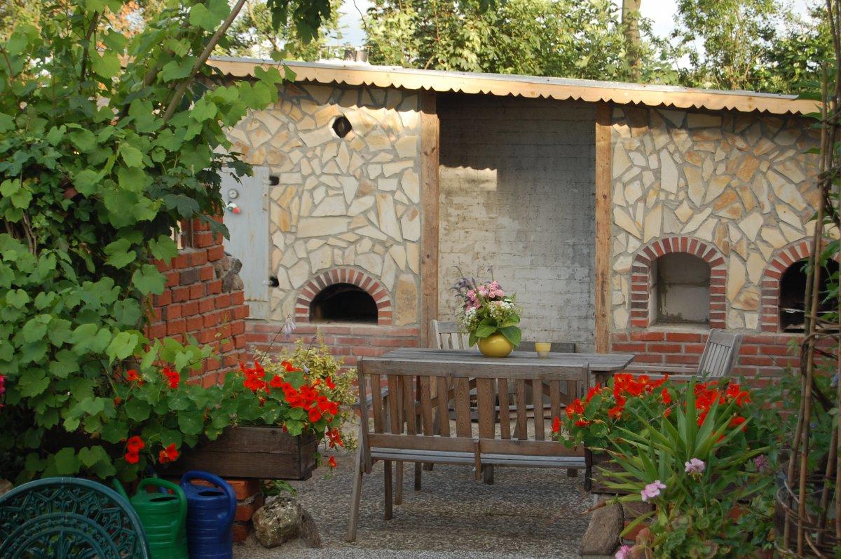 Outdoor Küche Gemauert : Schlemmermeile outdoorküche rustikal gemauert grillforum und