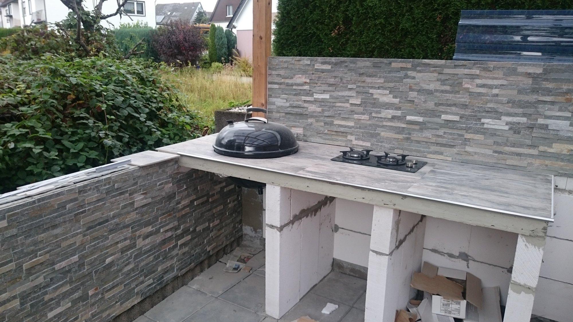 Outdoor Küche Grillsportverein : Meine kleine outdoorküche seite grillforum und bbq