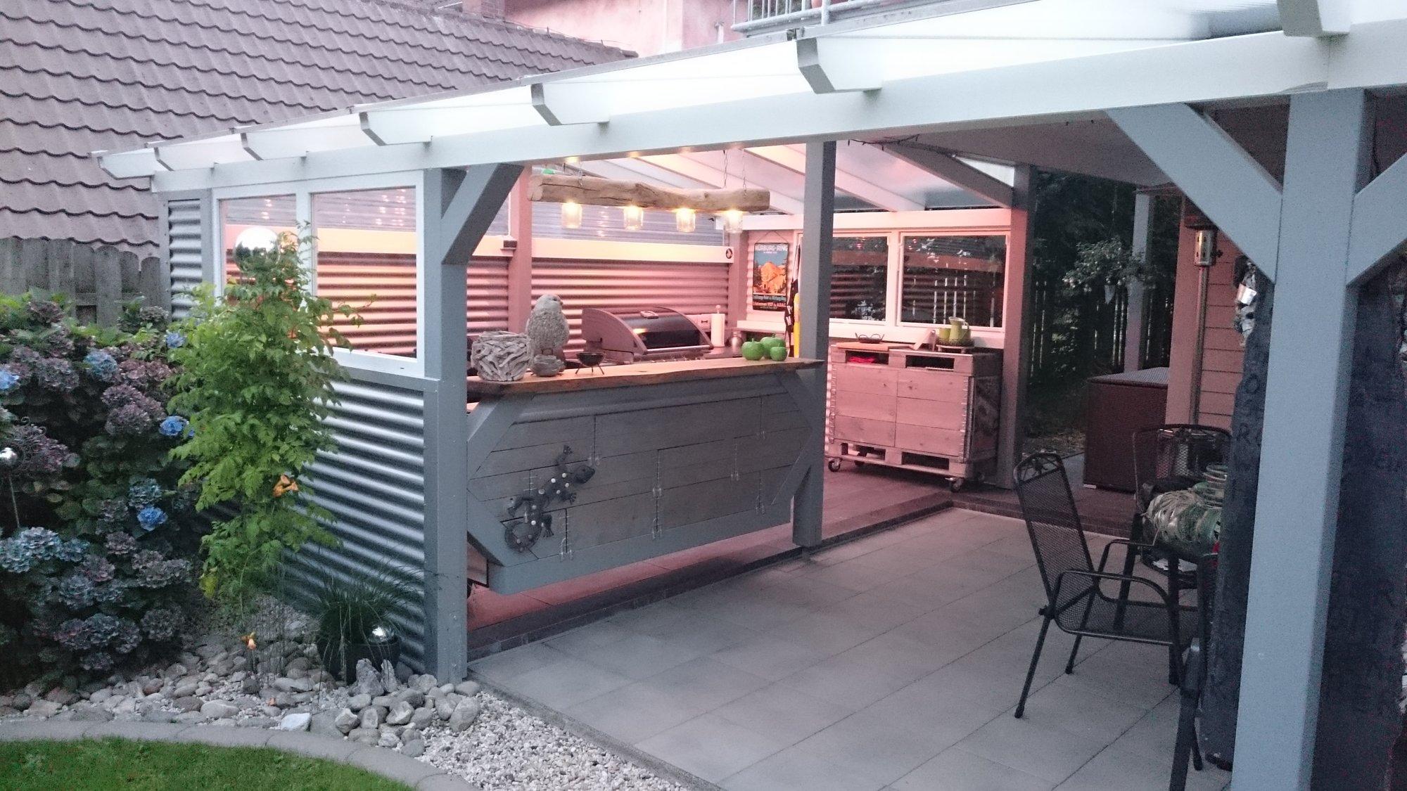 Outdoorküche Garten Edelstahl Unterschied : Die outdoorküche u genussvoll draußen kochen schÖner wohnen
