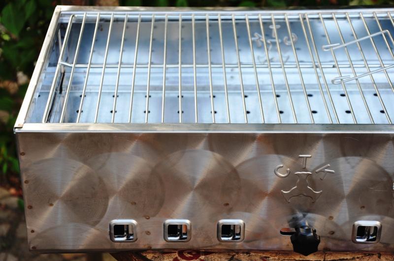 kombination gas und kohle in einem grill grillforum und bbq. Black Bedroom Furniture Sets. Home Design Ideas