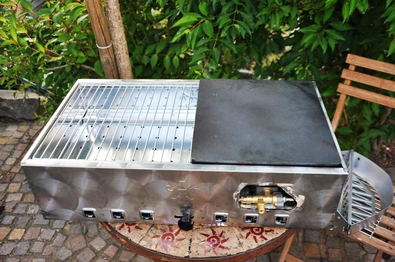kombination gas und kohle in einem grill grillforum und. Black Bedroom Furniture Sets. Home Design Ideas