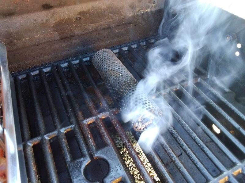 Rösle Gasgrill Räuchern : Hilfe zum räuchern auf dem gasgrill grillforum und bbq