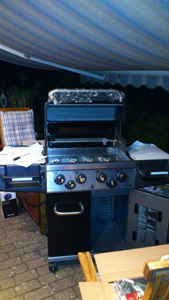 neue grillstation aber welche seite 2 grillforum. Black Bedroom Furniture Sets. Home Design Ideas