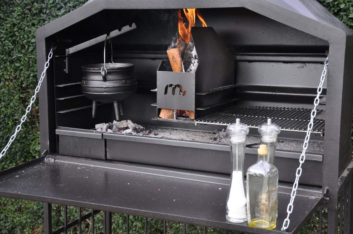 ein braai was ist das grillforum und bbq. Black Bedroom Furniture Sets. Home Design Ideas