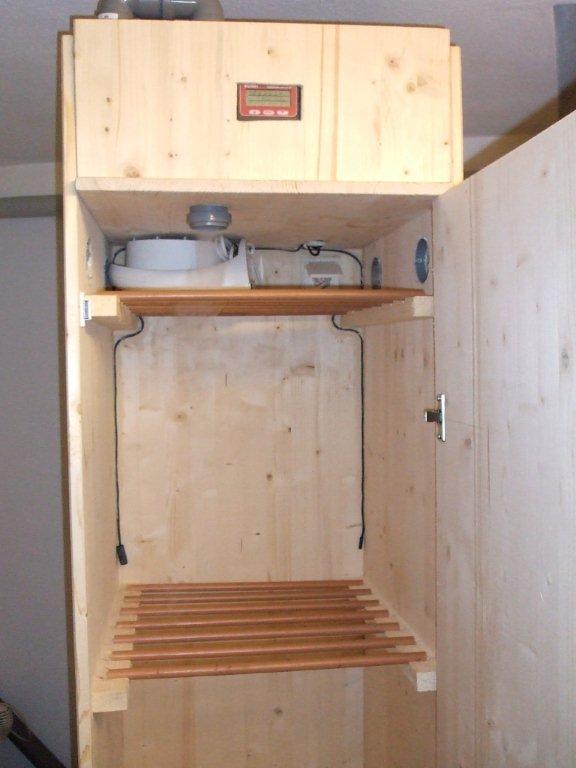 reifeschrank owner thread grillforum und bbq. Black Bedroom Furniture Sets. Home Design Ideas
