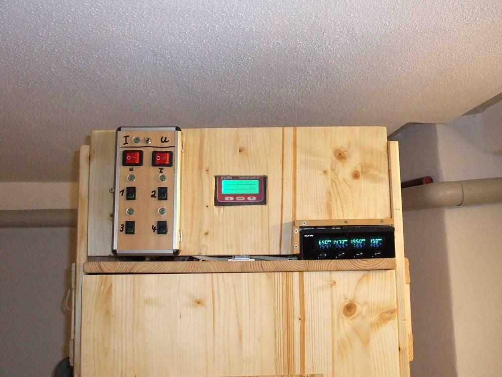 reifeschrank owner thread seite 2 grillforum und bbq. Black Bedroom Furniture Sets. Home Design Ideas