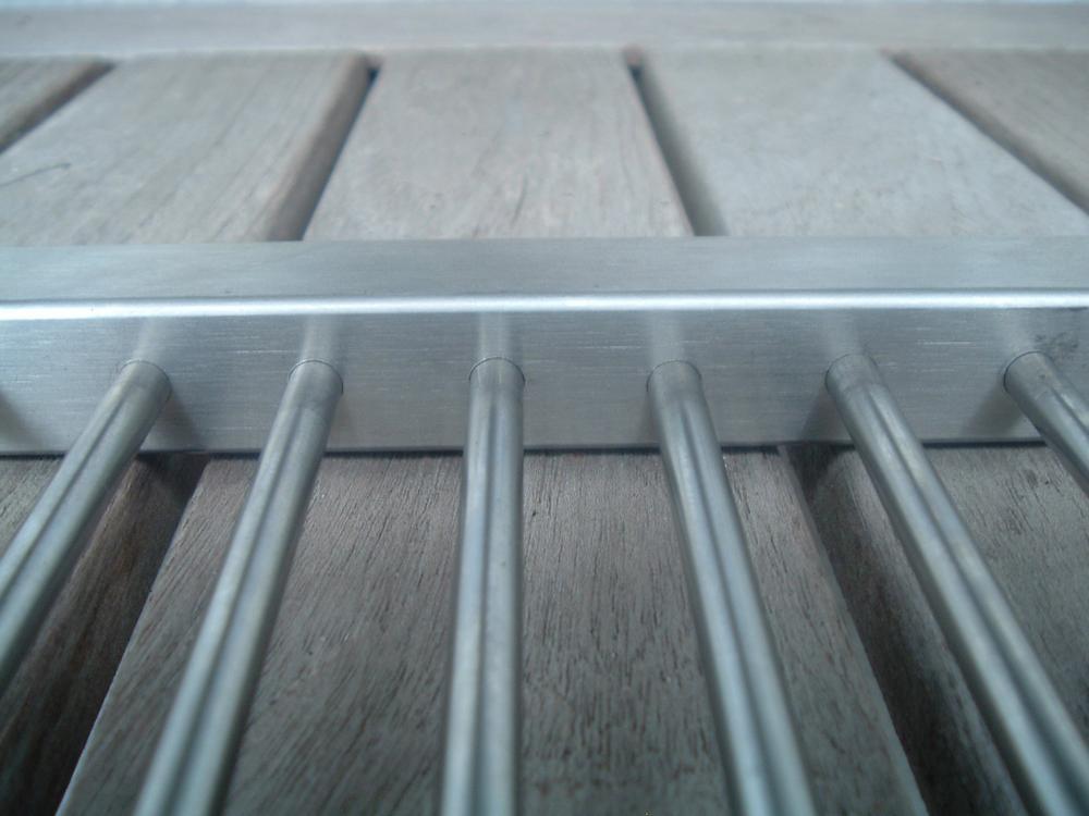 grillrost aus edelstahl rundstahl oder lochblech grillforum und bbq. Black Bedroom Furniture Sets. Home Design Ideas