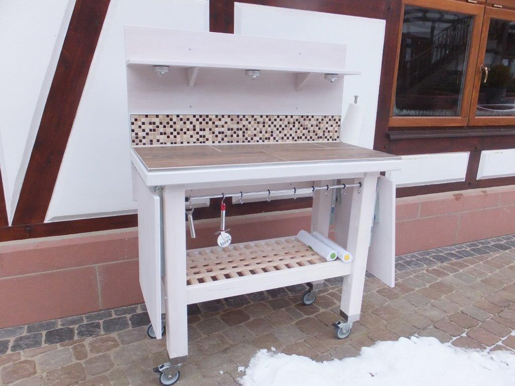 Outdoorküche Klappbar Forum : Mobile outdoor küchenzeile grillforum und bbq www