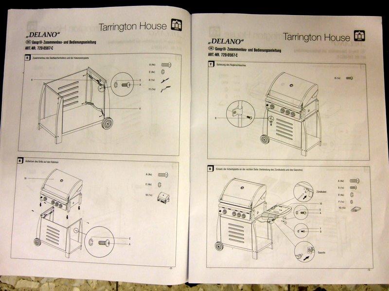 Tarrington house delano grillforum und bbq www for Tarrington house grill