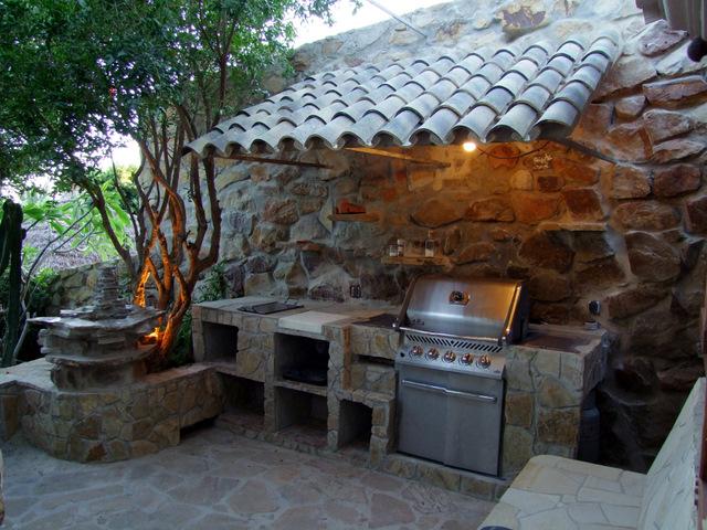 Gasgrill in Außenküche | Grillforum und BBQ - www.grillsportverein.de