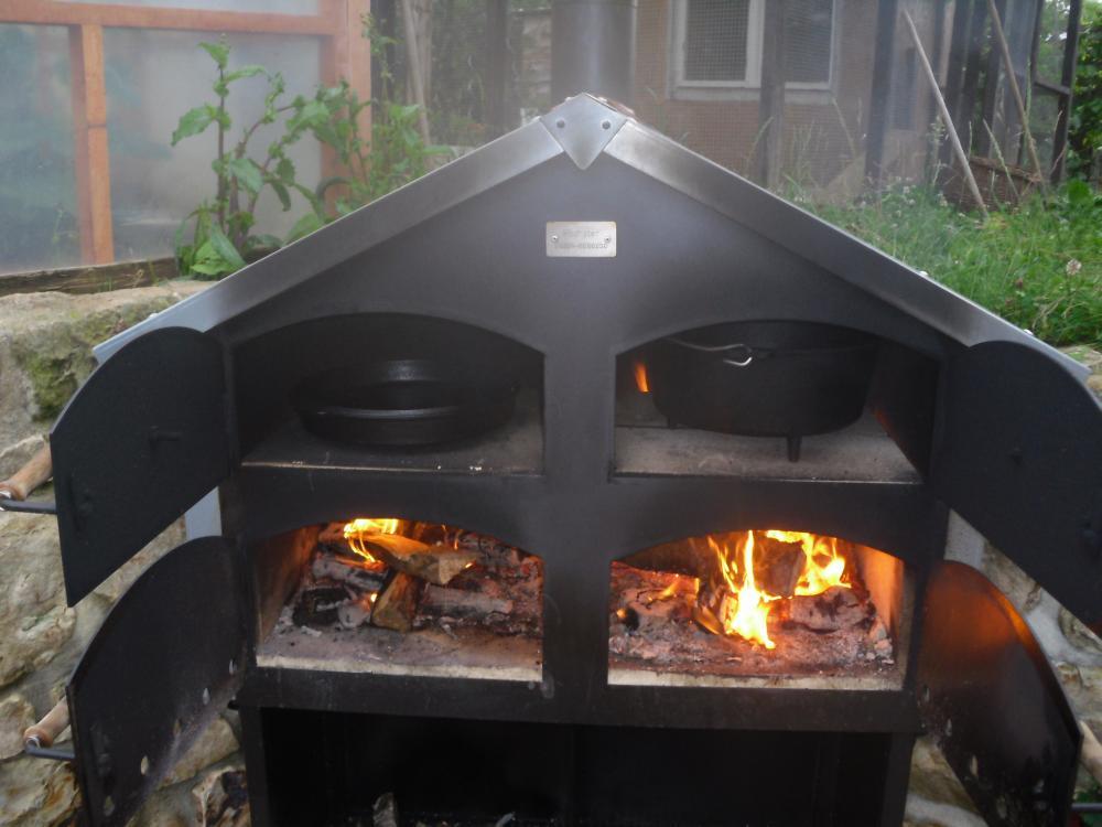 mein neuer dutch oven grillforum und bbq. Black Bedroom Furniture Sets. Home Design Ideas