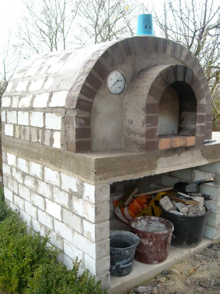 Holzbackofen selbst gemacht | Grillforum und BBQ - www ...
