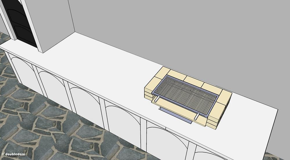 au enk che projekt 2012 2013 startet in wenigen wochen grillforum und bbq www. Black Bedroom Furniture Sets. Home Design Ideas
