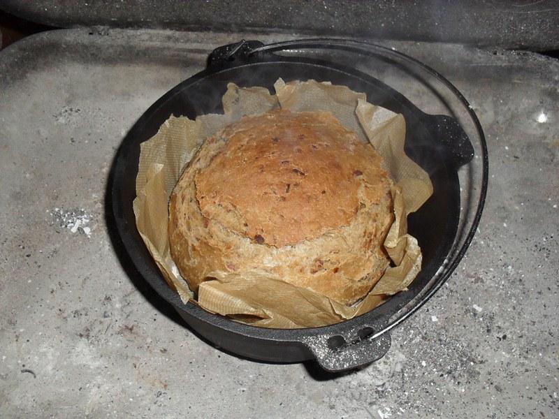 Meine Ersten Brote Im Dutch Oven Grillforum Und Bbq