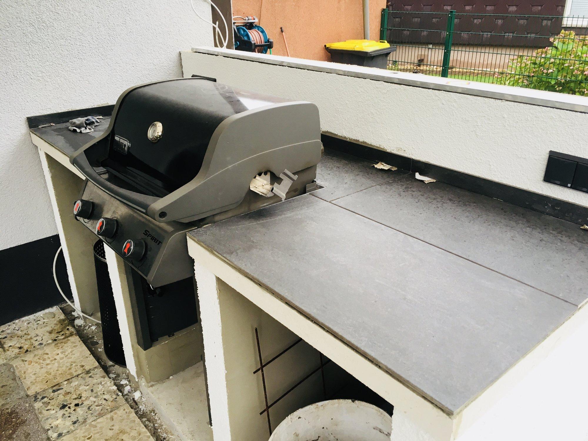 Outdoor Küche Weber Spirit : Outdoorküche mit weber spirit e 320 seite 2 grillforum und bbq