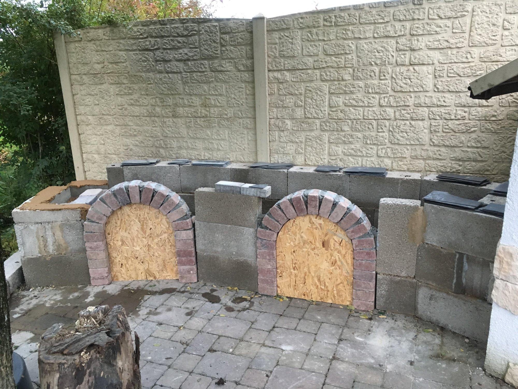 Außenküche Selber Bauen Grillsportverein : Aussenküche im eigenbau grillforum und bbq grillsportverein